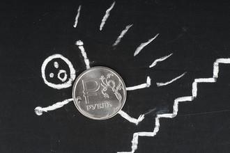Рубль сдался