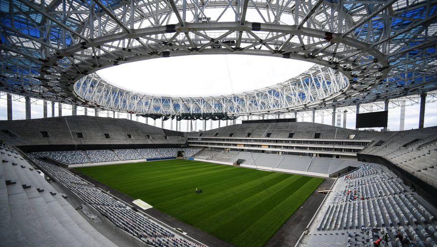 Стадион ЧМ-2018 в Нижнем Новгороде