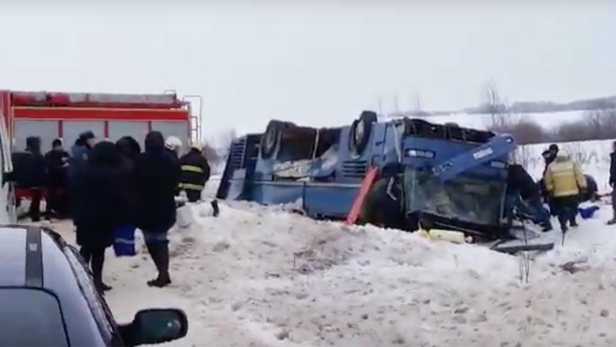 Автобус или водитель: кто виноват в трагедии под Калугой