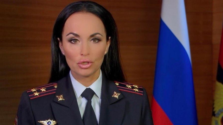 Ирина Волк – генерал-майор полиции, помощник министра внутренних дел России Владимира Колокольцева