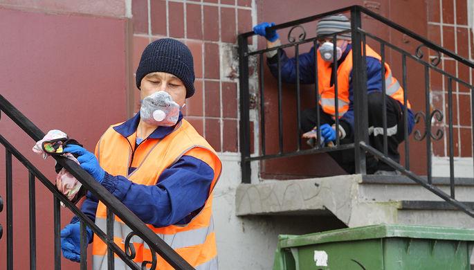 «Не заходить»: насколько опасны квартиры зараженных COVID-19