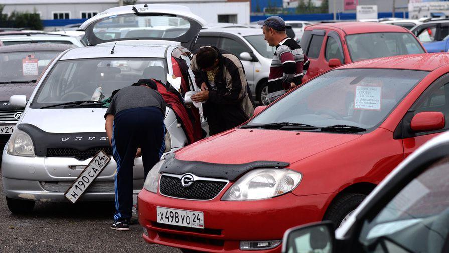 Цены на подержанные автомобили в III квартале выросли на 10-15%