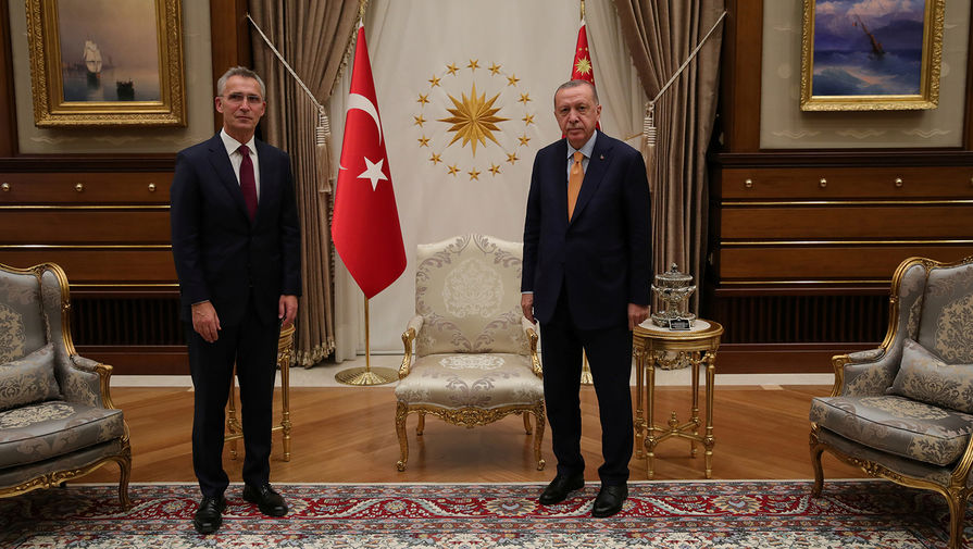 Армения должна капитулировать: Эрдоган и Столтенберг обсудили Карабах