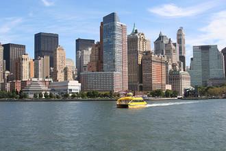 Манхэттен — океанский фасад Нью-Йорка