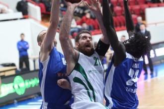 УНИКС разгромил «Калев», обыграв эстонский клуб с разницей +50.
