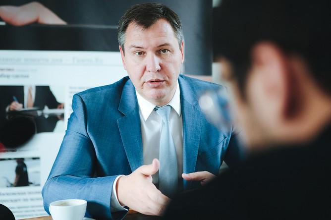 Исполнительный директор Российского союза автостраховщиков (РСА) Евгений Уфимцев в редакции «Газеты.Ru»