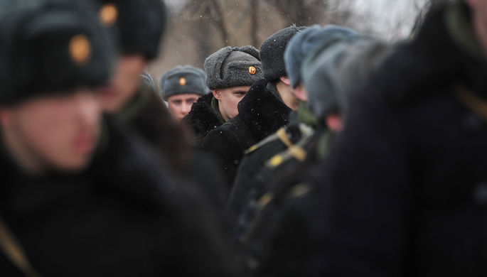 Нижнеудинск ударил по солдатам