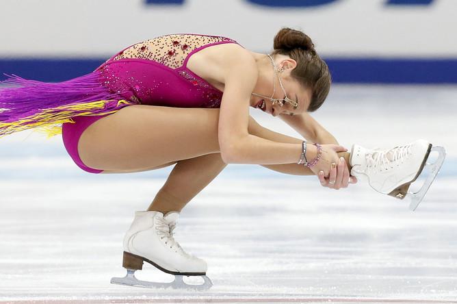 Аделина Сотникова, Россия
