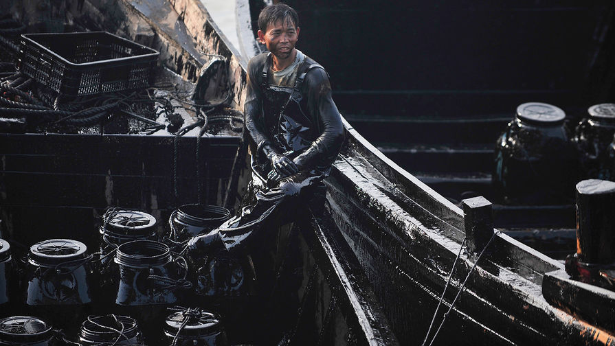Китай подвинет российскую нефть