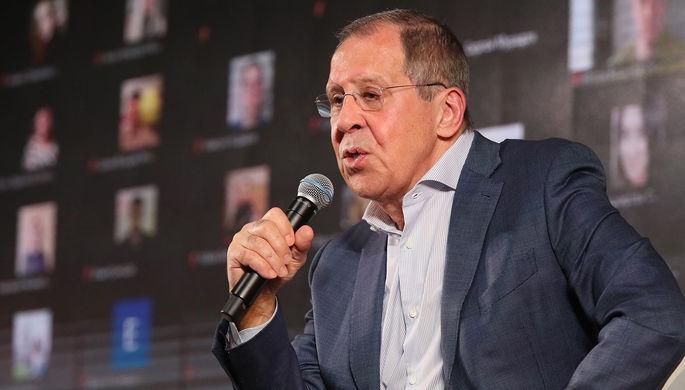 «Не отстать от США»: Лавров отметил желание ЕС «наказать Россию»