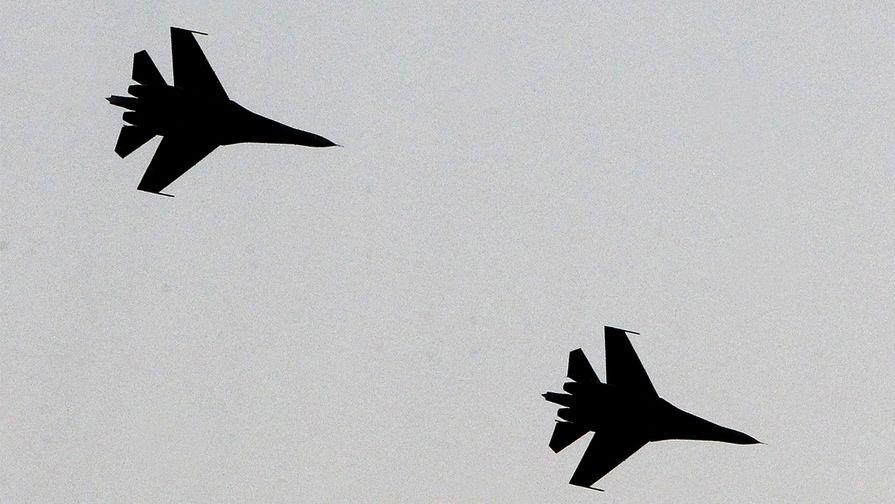 ВВС Китая направили 39 самолетов к акватории Тайваня