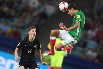 «Мексика не собирается играть на ничью с Россией»