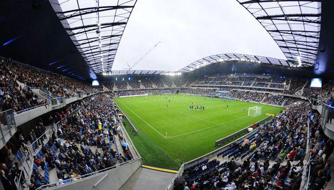 Стадион в Гавре