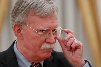 «Внутреннее дело американцев»: Кремль ответил на отставку Болтона