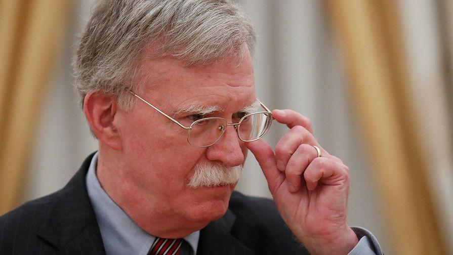 КНДР назвала Болтона «фанатиком войны»