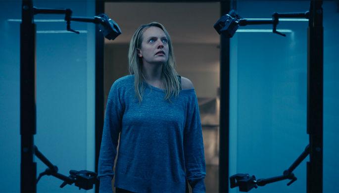 Кадр из фильма «Человек-невидимка» (2020)