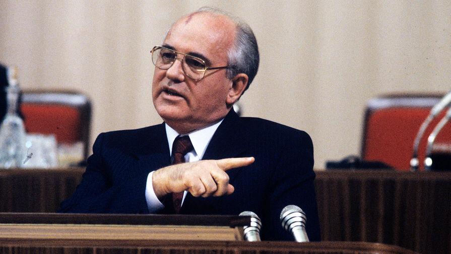 Личный переводчик рассказал, что у Горбачева не было паники во время событий 1991 года