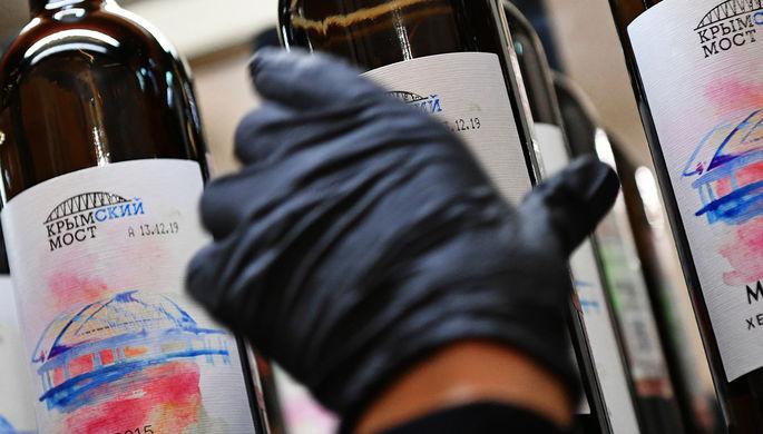 В поисках истины: россияне закупаются вином