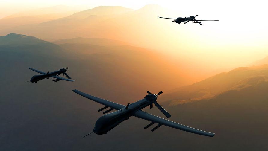 Разведку у границ России провели 50 иностранных самолетов и беспилотников