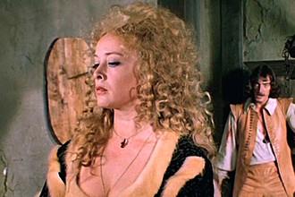 1979 год. Маргарита Терехова и Михаил Боярский. Кадр из фильма «Д`Артаньян и три мушкетера»