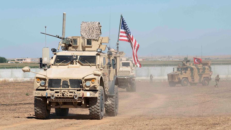 Трамп вывел войска из Сирии