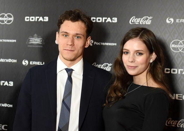 Никита Зайцев и его супруга Маргарита