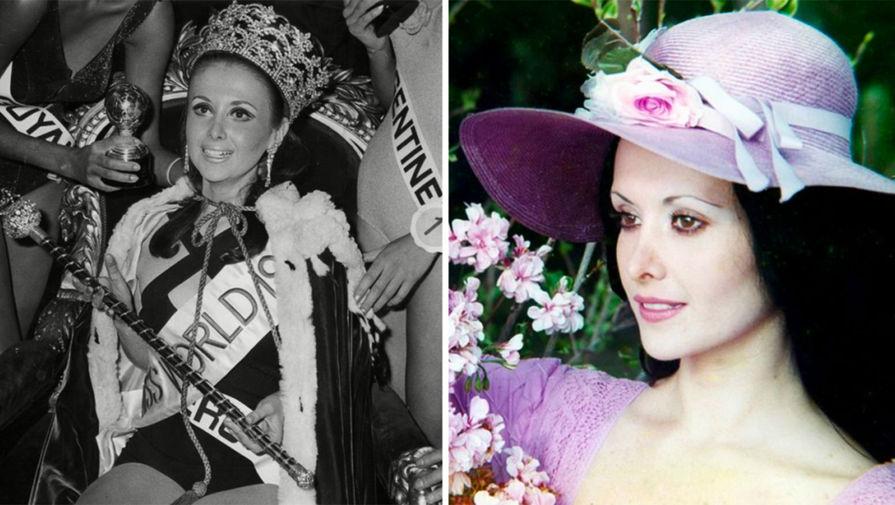 Маделейн Хартог Белл (Перу), 21 год, Мисс Мира — 1967