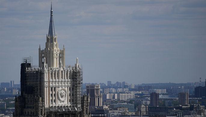 Нашел русских троллей: МИД поиронизировал над шведским министром