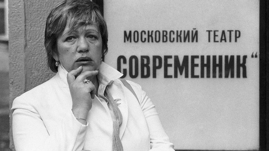 Галина Волчек, 1983 год
