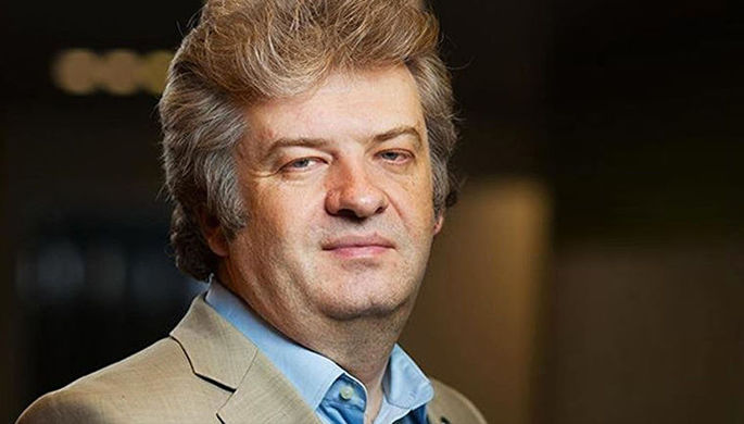 Михаил Городецкий, профессор МГУ