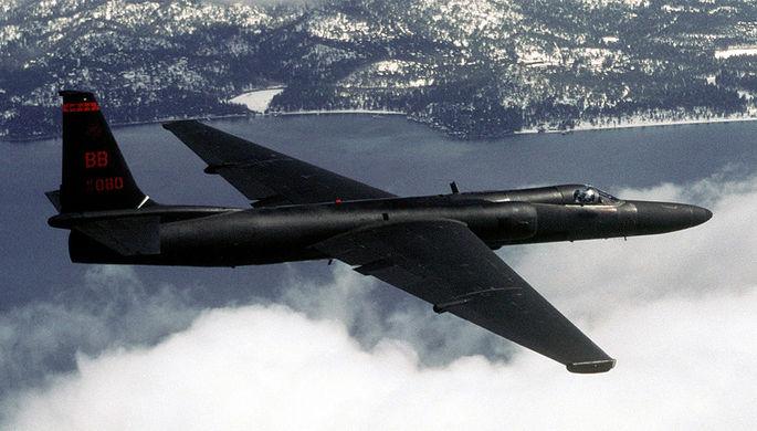 Самолет Lockheed U-2, идентичный сбитому