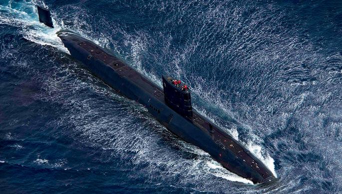 «Предупреждение» России: Британия направила подлодку в Арктику
