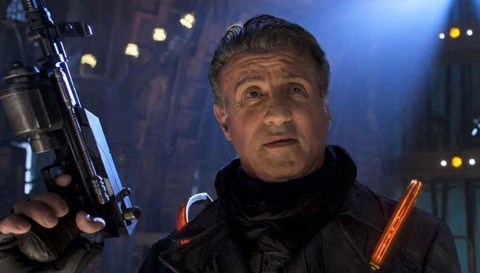 Сталлоне перейдет из «Стражей Галактики» в «Отряд Самоубийц»