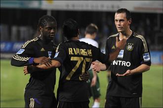 Соперник «Локомотива» забил четыре мяча в Кубке Бельгии