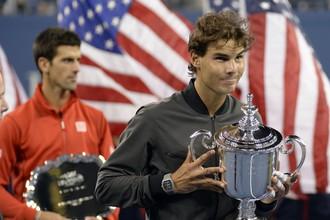 Рафаэль Надаль уверенно переиграл Новака Джоковича в финале US Open 2013