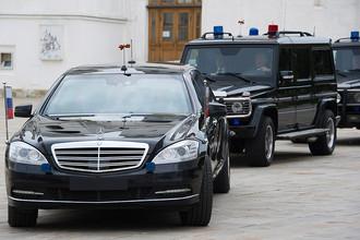 Первые автомобили для чиновников проекта «Кортеж» покажут уже в начале следующего года
