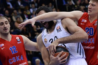 Ненад Крстич и Андрей Воронцевич внесли свой вклад в победу над «Реалом», которая прервала серию 31-матчевую победную серию мадридцев