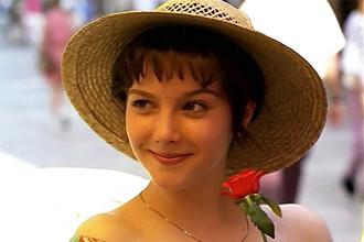 Актриса Ольга Понизова