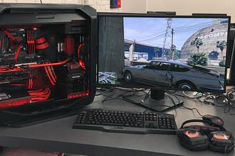 Компьютер против консоли