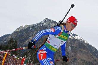 Одна из фигурантов допингового скандала 2009 года — Екатерина Юрьева