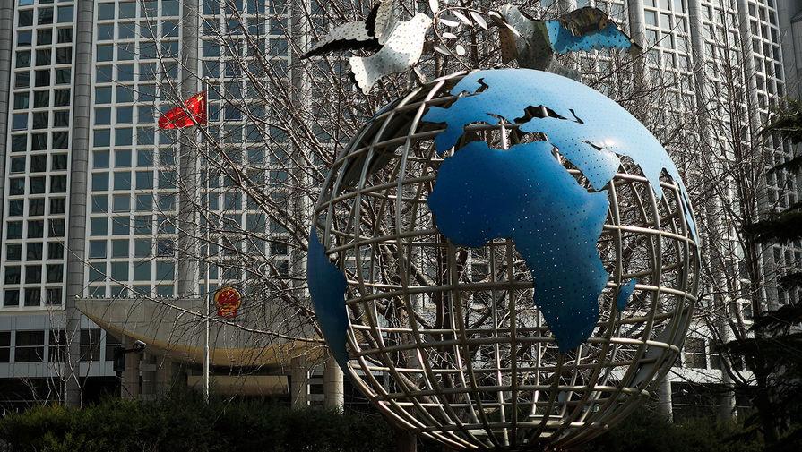 МИД Китая выразил протест главе делегации ЕС из-за санкций
