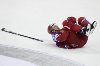 Терещенко получил травму