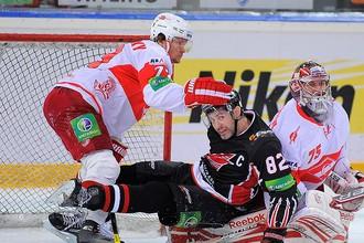 Хоккеисты «Спартака» не могут найти объяснений неудачной игре команды