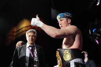 Денис Лебедев определился со своим будущим соперником