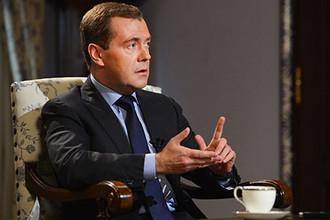 Медведев не исключает для себя возможности в будущем вновь баллотироваться в президенты