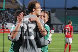 Александр Фильцов отразил пенальти, но не спас команду от поражения