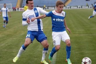 В Симферополь вернулся большой футбол