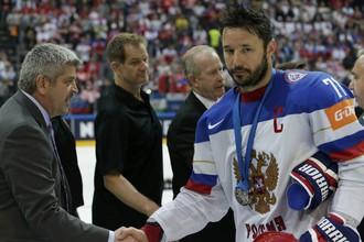 Хоккейные санкции за неуважение