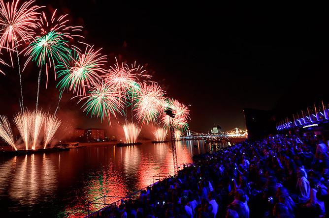 Церемония открытия Московского международного фестиваля «Круг света»