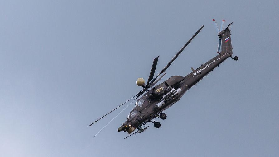 National Interest испугался российского «ночного суперохотника» Ми-28НМ